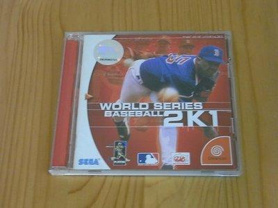 【小蕙生活館】DC~ 世界系列 棒球2K1 (純日版) 有側標