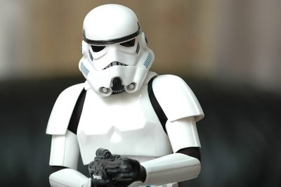 【烏龍1/2】sideshow  星際大戰  Star Wars Stormtrooper 帝國 風暴兵 Premium Format Figure pf 雕像