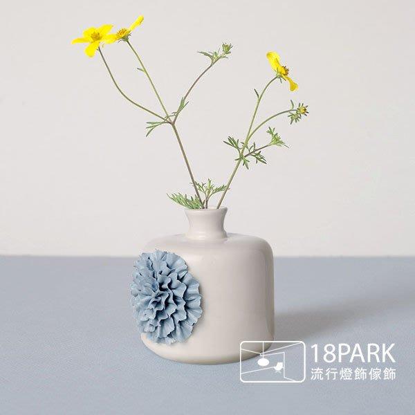 【18Park 】嫣然優雅 Flower [ 夏堤花瓶-高20cm ]