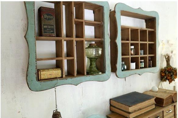 [ Atelier Smile ] 鄉村雜貨 日本直送 壁掛杉木牆面收納展示架 特殊弧邊 手工製作 兩款選 (現+預)