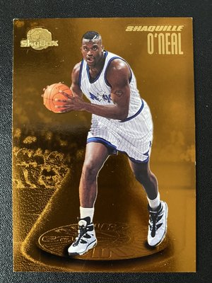 Shaquille O'Neal 1994-95 Skybox Standouts #SH5