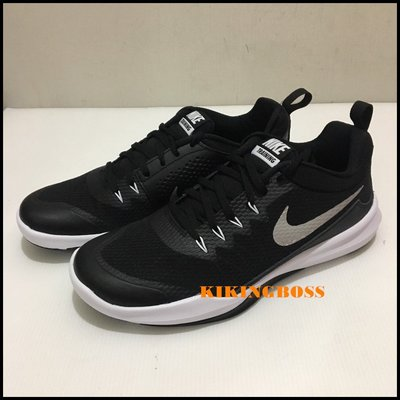 【喬治城】NIKE Legend Traine  運動訓練鞋 耐磨 止滑  黑白色 924206001 特價2290元