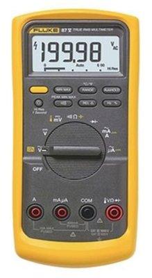 [全新][免運] Fluke 87v 87-5 / 馬達量測 指定專用機 / 模擬類比指針功能