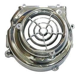 光陽~原廠精品~Many電鍍風扇外殼~外層真空電鍍加工鍍膜處理~適用機種:Many、VJR