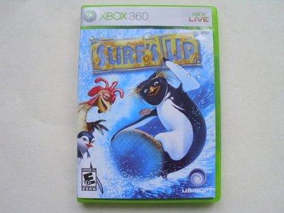 ///李仔糖二手CD唱片*2007年新加坡版.SURF'S UP XBOX 360 LIVE=附英文遊戲手冊.二手遊戲光碟(s692)