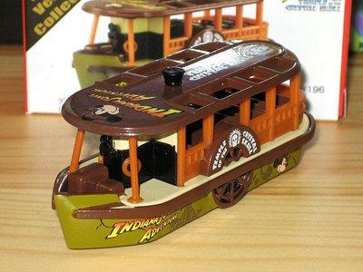 TOMICA (DISNEY) 魔宮傳奇遊艇