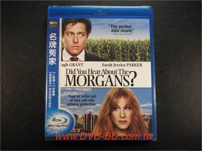[藍光BD] - 名牌冤家 Did You Hear About the Morgans ( 得利公司貨 )