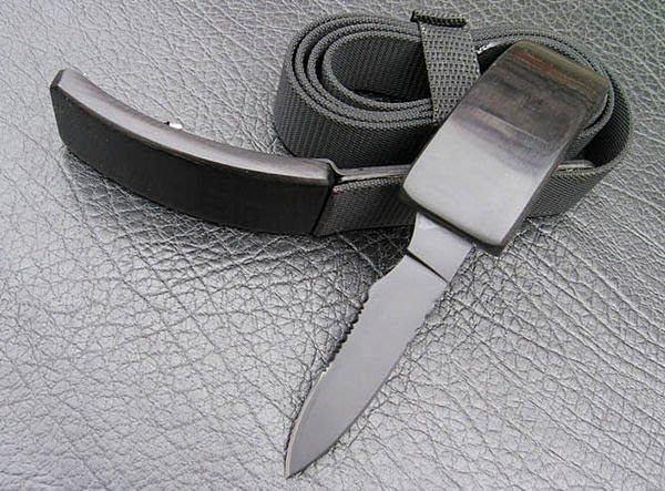 全新 美國 MT 黑檀木柄 超級防衛武器 皮帶護衛刀 奇思妙想的實用好物