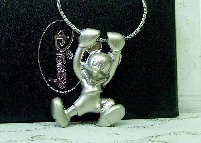☆創意小物店☆美國華特迪士尼授權 米奇、米妮、唐老鴨 /創意可愛金屬鑰匙圈 時尚造型個性飾品