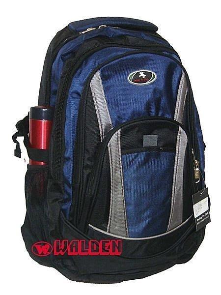 《葳爾登》JOCKEY運動背包公事包電腦包,旅行袋登山包手提包【超大容量】後背包291052藍