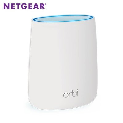 《Outlet特賣會》↘《NETGEAR》Orbi Micro 高效能三頻Mesh WiFi延伸衛星-RBS20 新北市