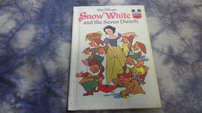 【彩虹小館】J5英文童書~Snow White and the Seven Dwarfs白雪公主和七個小矮人(英文原版)