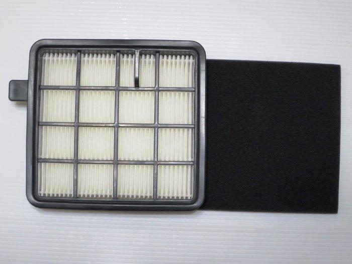 Electrolux 伊萊克斯 ZMO1540  HEPA 濾網 一黑一白  整組500元