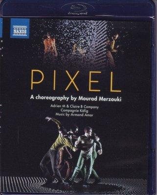 高清藍光碟 Amar Pixel A choreography by Mourad Merzouki 阿馬爾:像素25G
