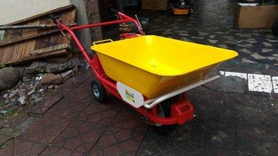 全新U-MO單輪動力搬運車(二行程引擎)(適合菜園/農地/果園/山坡地等)---免運費*
