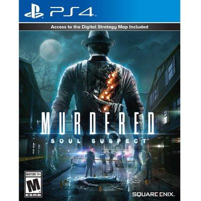 【一起玩】PS4 靈魂追兇 英文美版(附特典) Murdered Soul Suspect