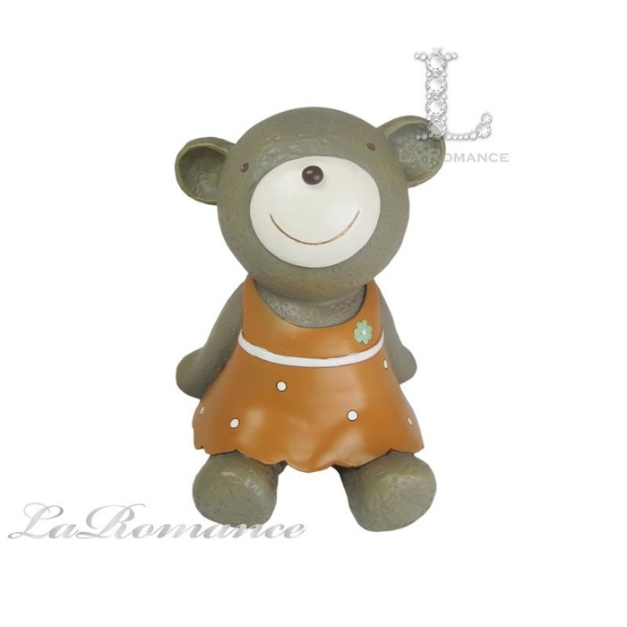 【COCORO 動物好朋友特惠系列】 小熊存錢筒 / 撲滿 / 童趣 / 小孩、兒童房
