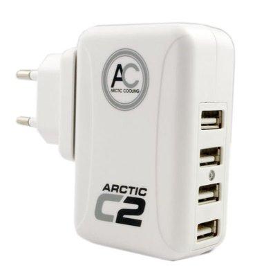 小白的生活工場*Arctic-cooling  ARCTIC C2 USB充電器(2A)~~現貨