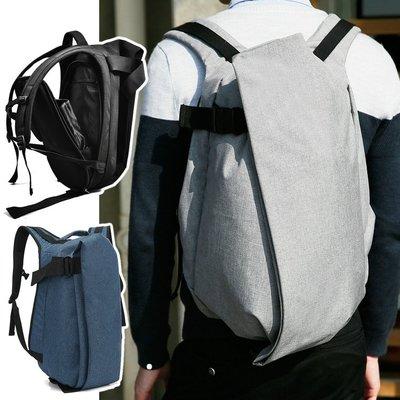 時尚型男必備 超個性化設計防盜防水 大容量雙肩包 大學生書包 後背包 新款電腦包 旅行必備休閒包(8445現貨+預購)