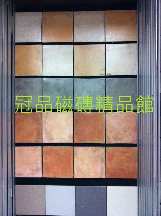 ◎冠品磁磚精品館◎義大利窯變復古磚(共5色)30.5x30.5cm