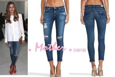 現貨26♥ Mother ♥ 美國代購Olivia Palermo ag穿AG11Adriano legging 牛仔褲