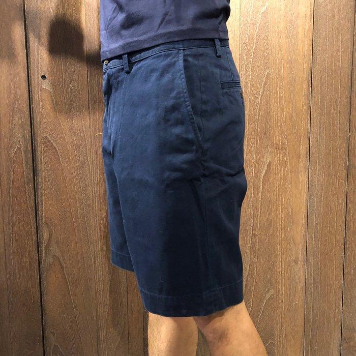 美國百分百【全新真品】 Ralph Lauren 短褲 休閒褲 褲子 Polo 小馬 滿版 RL 男 大尺碼 F421