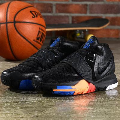 Kyrie 6 EP 厄文6代 Kyrie Irving籃球鞋 訓練鞋 黑寶藍