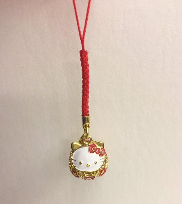 ^燕子部屋 ^三麗鷗正版【Hello Kitty 】可愛花朵吊飾