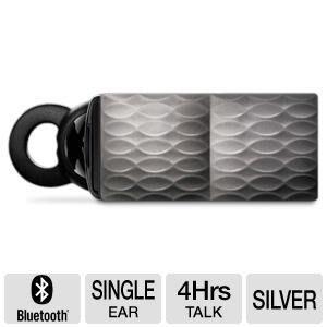 銀白色Thinker款※台北快貨※美國原裝 Jawbone ICON 系列時尚藍牙耳機,送攜帶盒 (也有ERA)