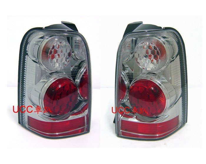 【UCC車趴】FORD 福特 ESCAPE 04 05 06 07 原廠型 2.3 左邊尾燈 (DEPO製) 一邊950