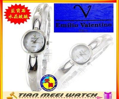 【天美鐘錶店家直營】【下殺↘超低價有保固】全新原廠公司貨-范倫鐵諾新款淑女錶-白貝