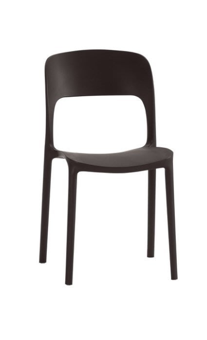 【DH】商品編號G1028-12商品名稱隆維卡休閒椅/黑色(圖一)黑色/橙色/紅色/白色。四色可選。主要地區免運費