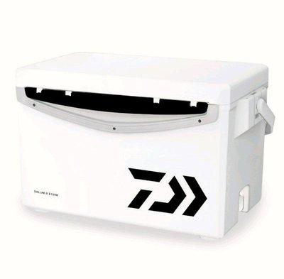 (桃園建利釣具)DAIWA COOL LINE α II S2500 25L 25公升 冰箱  戰鬥/休閒 池釣高度最剛好 紅/黑色現貨