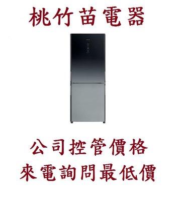 3-6期0利率 HITACHI RBX330 日立 二門琉璃331公升原裝電冰箱 桃竹苗電器 歡迎電詢093210188