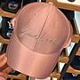韓國代購  韓國專櫃正品2018新款刺繡洋基隊蝴蝶結MLB棒球帽女長飄帶鴨舌帽