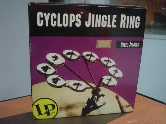 造韻樂器音響- JU-MUSIC - 爵士鼓 專用 LP (JINGLE RING) 2種型號 LP191 現貨供應中