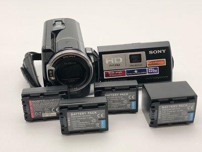 【 DESV 】SONY HDR-PJ50 1080i HD 高畫質 硬碟式攝影機 200G 可投影