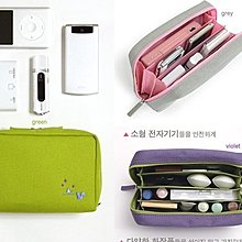 蝦靡龍美【KT338】韓國直送 馬卡龍色系多功能化妝包 存折包 文件包 手機配件包 手拿包 小收納 手提 新款升級