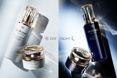 Cle de Peau protective emulsion/ cream/intensive fortifying emulsion/ cream