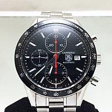 順利當舖 TAG HEUER/豪雅 CV2014一級方程式賽車冠軍紀念款大錶徑多功能計時自動男錶
