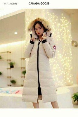 加拿大鵝牌羽絨外套羽絨長大衣超保暖冰天雪地專用適合出國旅行