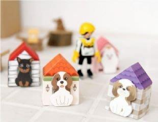 韓國可愛小狗N次貼 便利貼-艾發現
