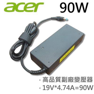ACER 宏碁 高品質 90W 變壓器 PA-1900-24 ADP-90SBBB ADP-90CDDB