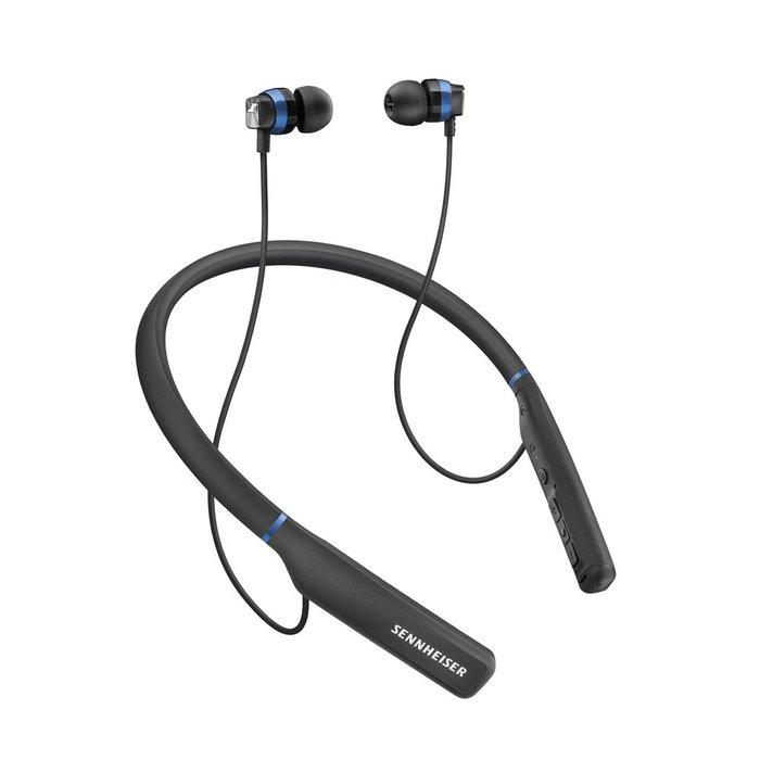 SENNHEISER 森海塞爾 CX7.00 BT 頸掛藍牙耳機 黑色 全新公司貨保固2年