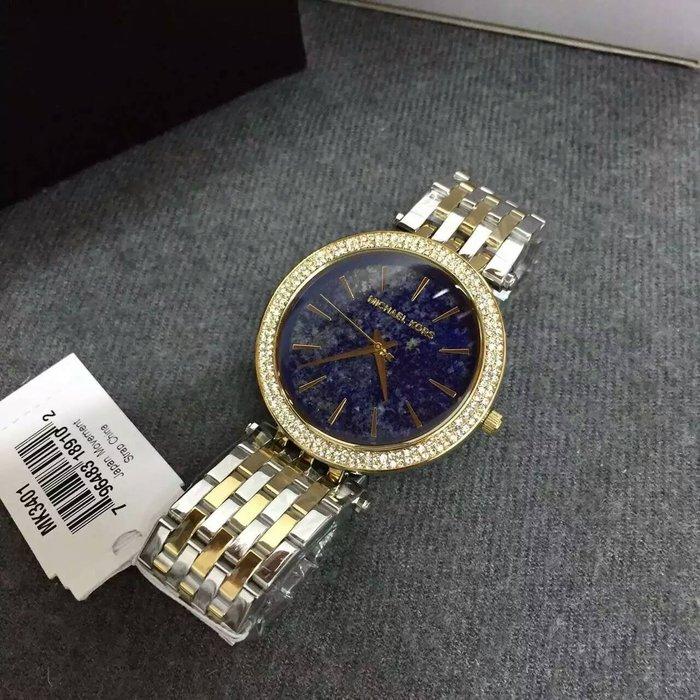 【Michael Kors代購館 】美國正品MK3401 促銷款 雙色錶帶手錶 超薄款 防水石英女錶 附原裝盒子和證明