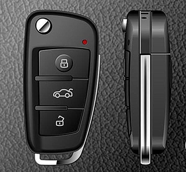 【送16G記憶卡】S820 1080P 紅外夜視 汽車鑰匙型 錄影錶 遙控器 錄音錄影筆 針孔攝影機