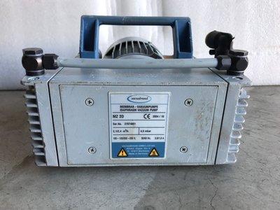 Vacuubrand MZ 2D Diaphragm Vacuum Pump
