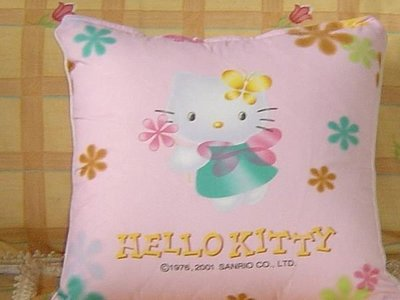 ※ 秀 秀 小 舖 ※Kitty-抱枕/靠墊~