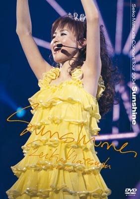 日版2區全新未拆 --- 松田聖子 SEIKO MATSUDA CONCERT TOUR 2004 Sunshine