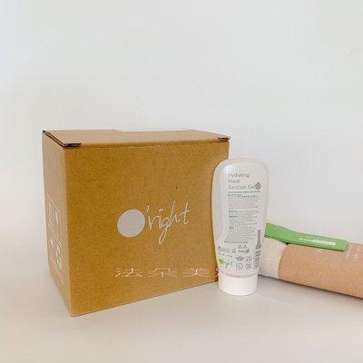 法朵美妝-O'right 歐萊德 Hand Sanitizer 頂級防護保濕乾洗凝膠 茶樹精油 乾洗手